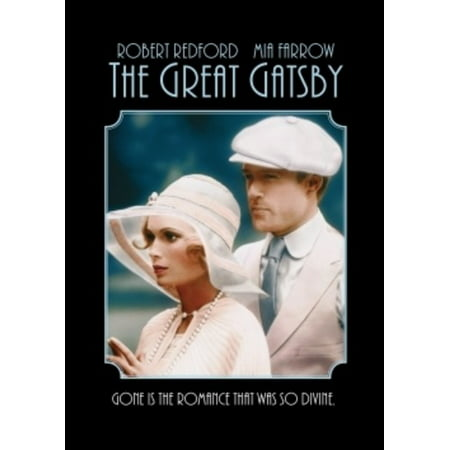 The Great Gatsby (DVD) - Great Gatsby Theme Ideas