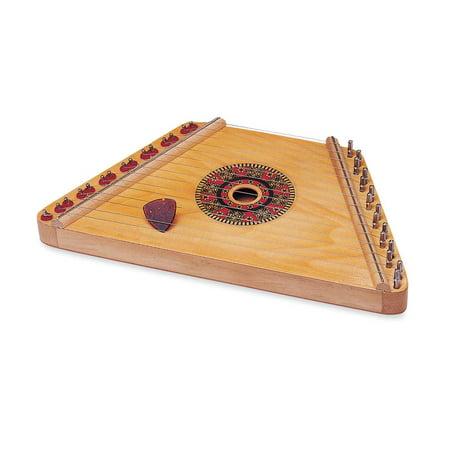 Lyrical Lap Harp