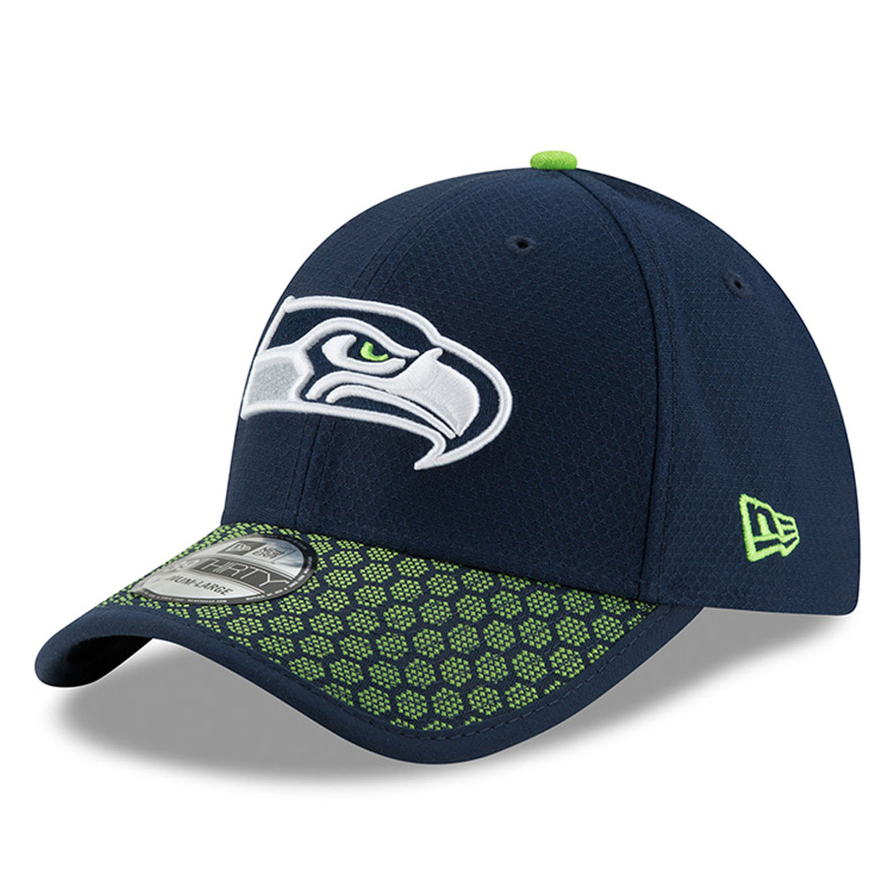 Seattle Seahawks 2017 NFL On Field 39THIRTY Cap