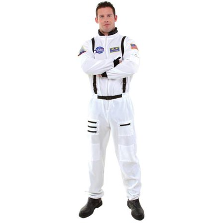 Astronaut Mens Std White