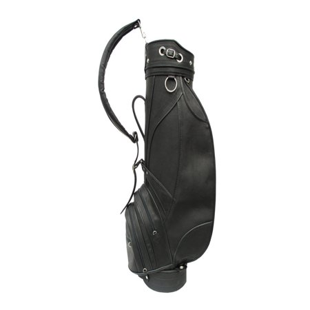 - Piel Leather Deluxe 9 inch Golf Bag