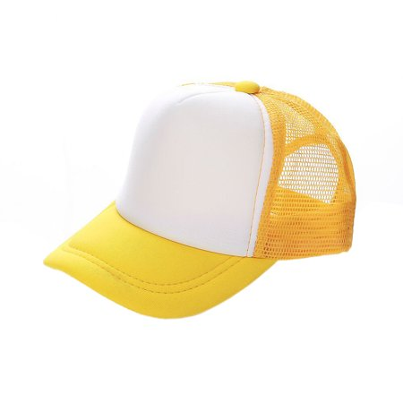 1ac4f74b4237f Opromo - Opromo Kids Two Tone Mesh Curved Bill Trucker Cap ...