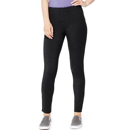 Design History Black Stretch Jersey - Women's Stretch Jersey Legging