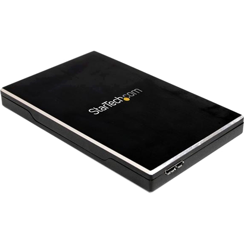 """StarTech 2.5"""" SATA to SuperSpeed USB 3.0 Solid State Drive Enclosure"""
