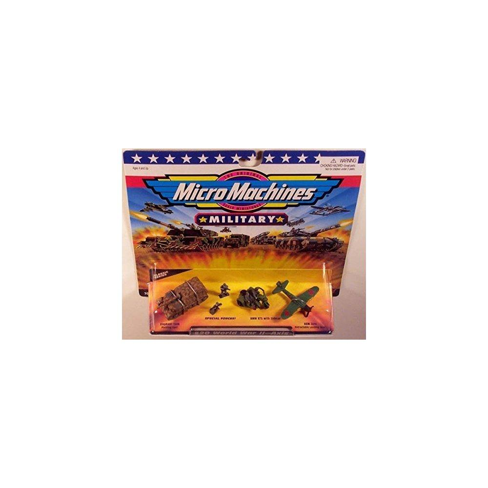Micro Machines Military Classic Series #20 World War II Axis by