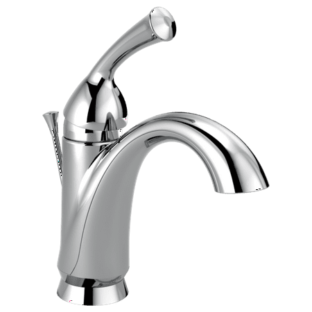 Delta Haywood Single Handle Centerset Bathroom Faucet in Chrome 15999-DST Centerset Bathroom Faucet Finish