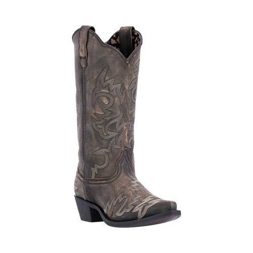 Women's Laredo Elaina Snip Toe Cowgirl Boot 5407 by