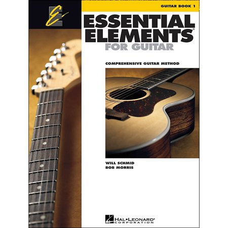 Hal Leonard Essential Elements for Guitar Book 1 (Book