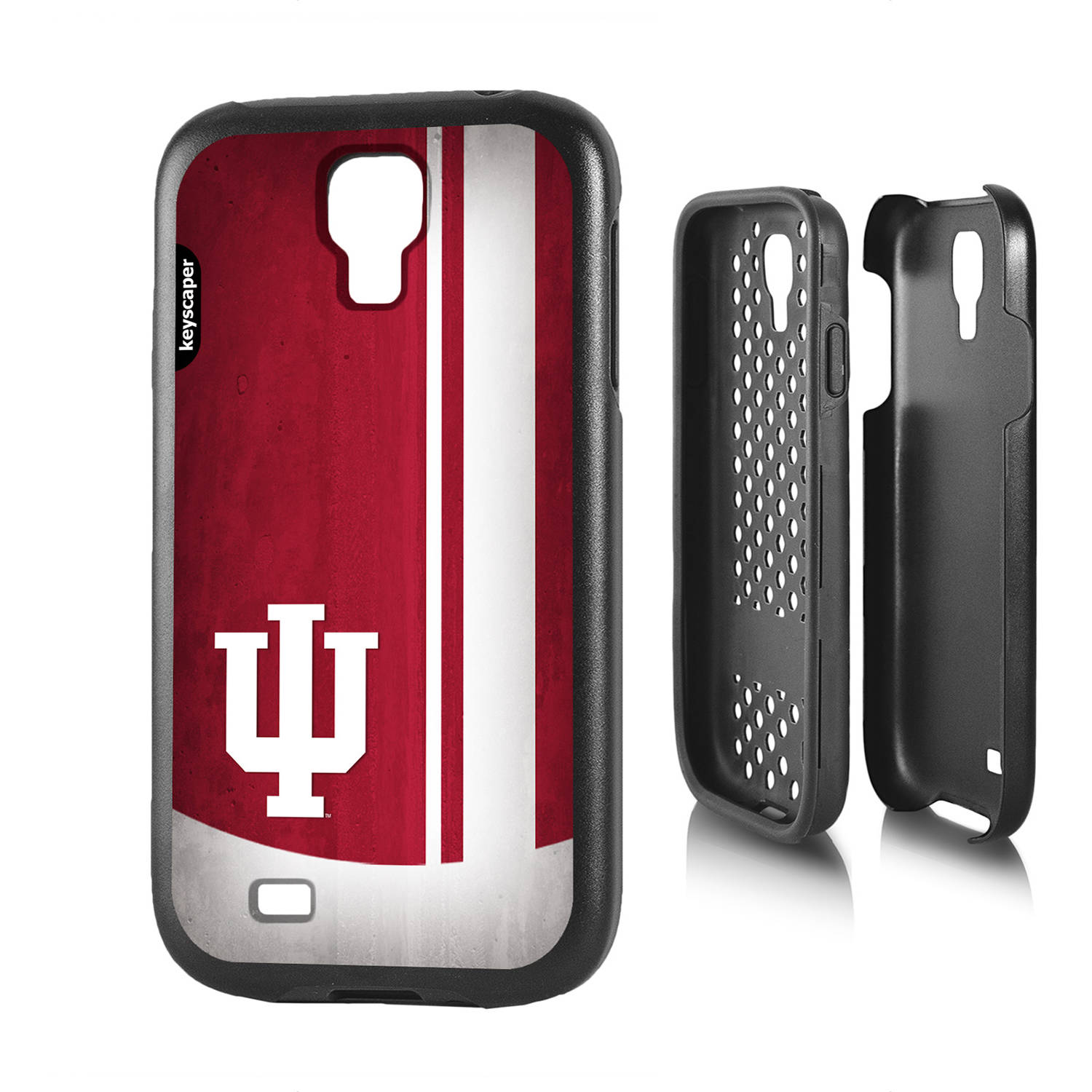 Indiana Hoosiers Galaxy S4 Rugged Case