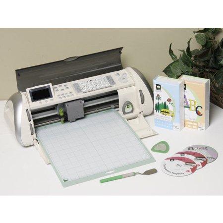 Cricut Expression Cutting Machine plus 2 Cartridges & Bonus
