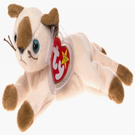 Ty Beanie Babies - Snip the Siamese Cat