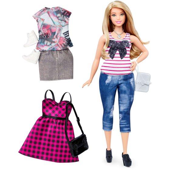 Barbie Fashionistas Doll & Fashions Everyday Chic, Blonde - Walmart.com