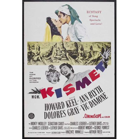 Kismet - movie POSTER (Style A) (27