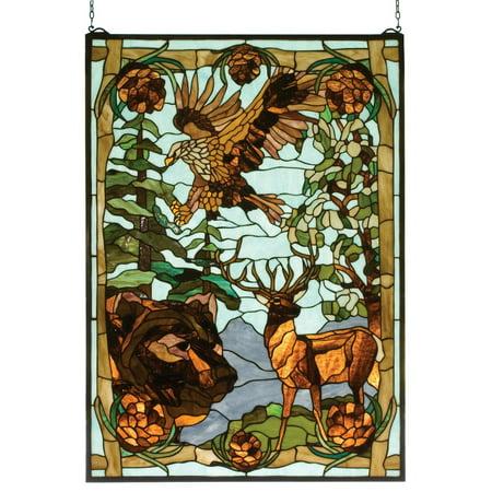 Wilderness Window Panel ()
