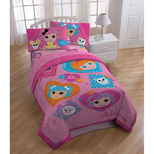 Lalaloopsy Twin Reversible Comforter