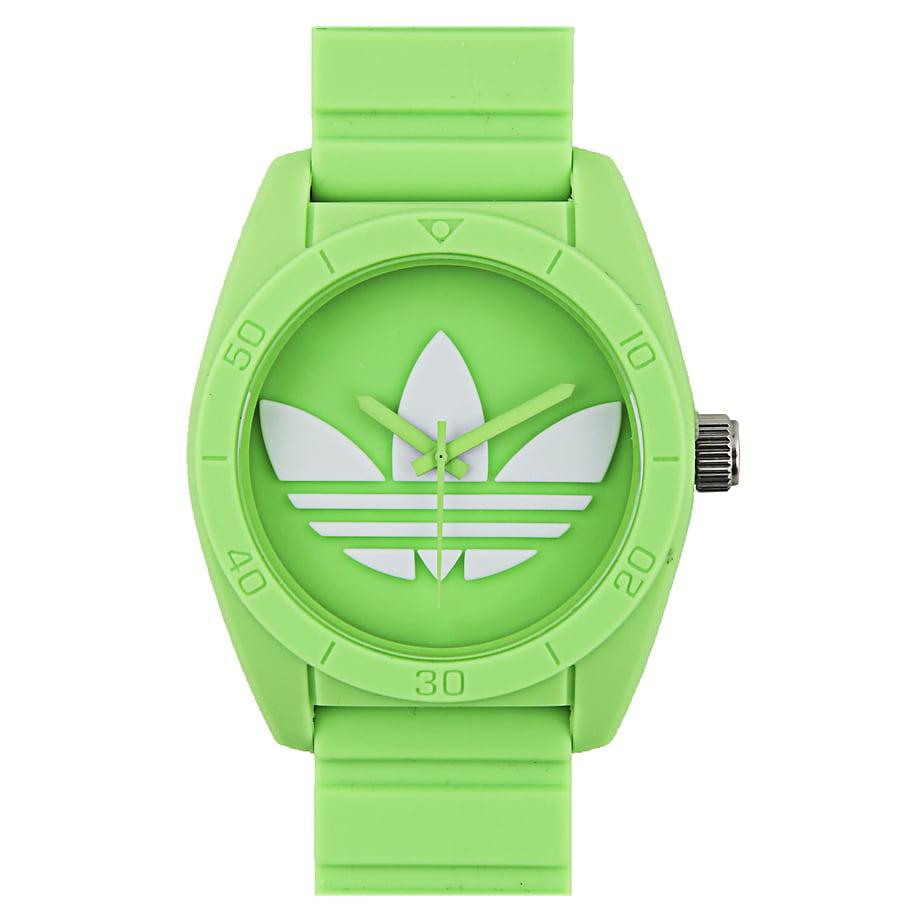 Adidas Unisex ADH6172 Santiago Green Watch by Overstock