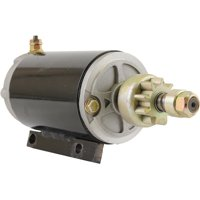 DB Electrical SAB0040 Starter Compatible With/Replacement For Omc Johnson Evinrude Marine 40 48 50 60 70 75 HP many Years, 384163, 387684, 389275, 585063, 586280, MGD4007, MGD4007A, MGD4113