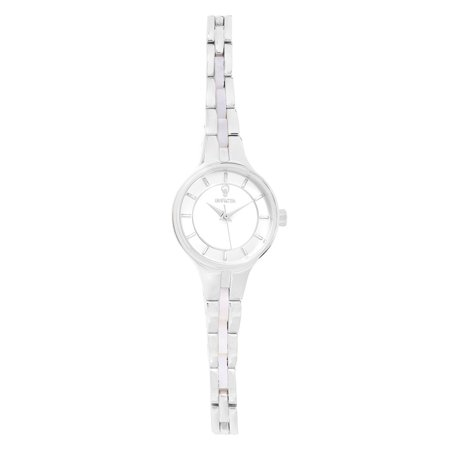 Invicta 23320 Womens Gabrielle Union Steel And Resin Bracelet Watch And Bangle Bracelet Set