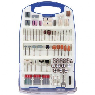 188 Piece Rotary Tool Accessory Kit, 188 peices By Harbor Freight Tools