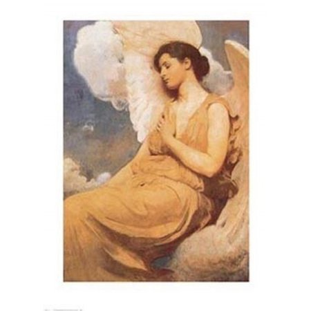 Winged Figure Poster Print by Abbott Handerson Thayer (23 x