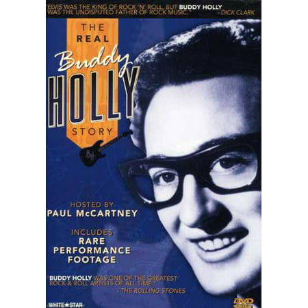 The Real Buddy Holly Story (DVD)