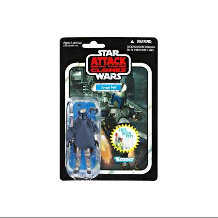 Star Wars Vintage Collection 2011 Jango Fett Action Figure