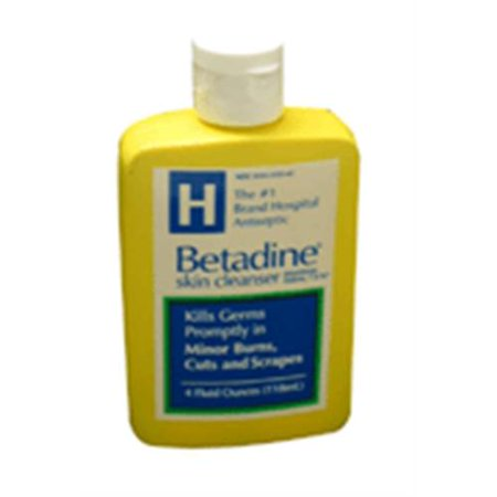betadine facial cleanser