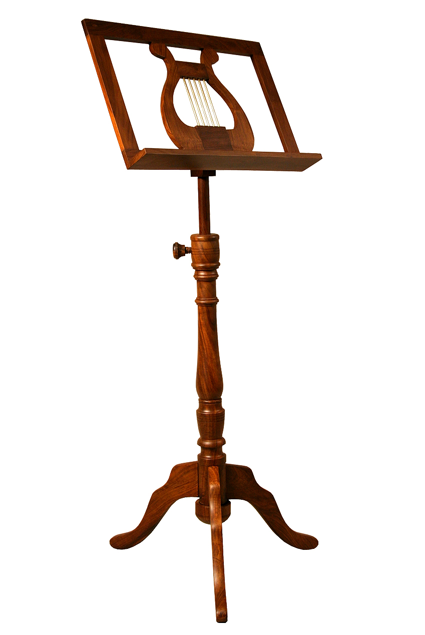 EMS Single Tray Regency Music Stand by Early Music Shop