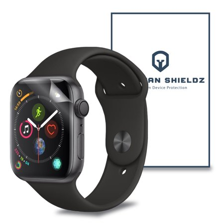 6X - Spartan Shield Premium HD Screen Protector For Apple Watch 44mm - 6X - Spartan Shield Design
