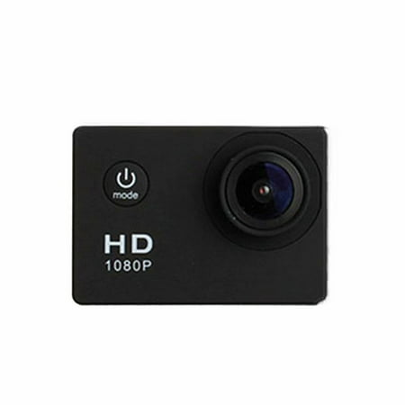 VicTsing Waterproof Sport Action Camera WIFI Wireless 2.0 Inches DV Full HD 1080,black (1080 Hd Professional Video Camera)