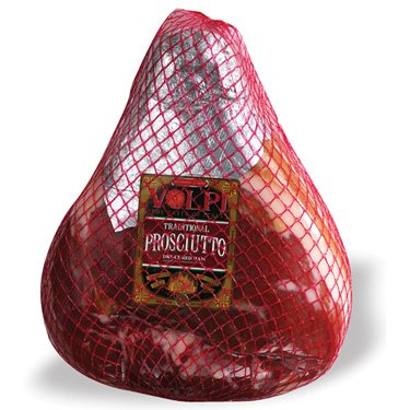 Volpi Whole Boneless Prosciutto approx. 12 lb by Volpi