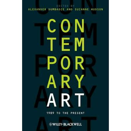 Contemporary Art Books - Contemporary Art : 1989 to the Present