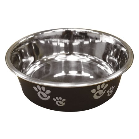Ethical Ss Dishes-Barcelona Dish- Black 8 Ounce