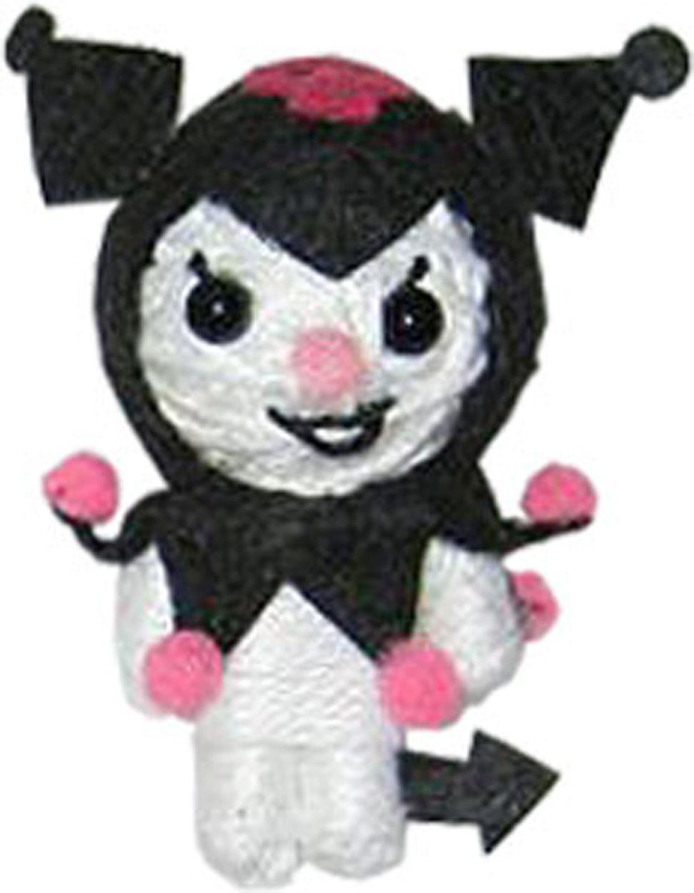 Cell Phone Charm Hello Kitty Kuromi Devil New Toys String Doll vd-hk-0005 by C & D