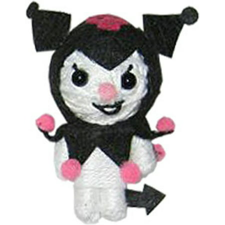 Cell Phone Charm - Hello Kitty - Kuromi Devil New Toys String Doll vd-hk-0005