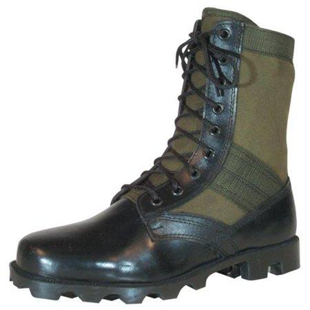 Vietnam Jungle Boot, Olive Drab - 08 - image 1 de 1
