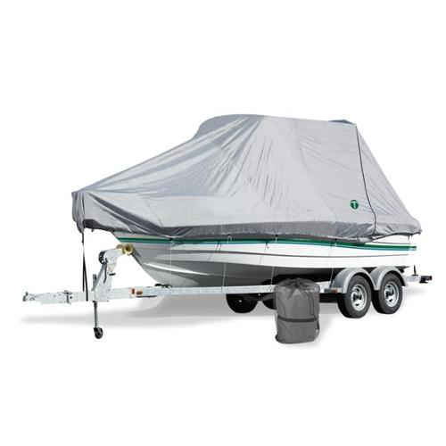 Eevelle TRI-T2122G TITAN Full Trailerable T-Top Cover - Grey