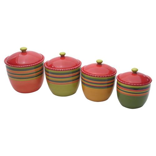 certified international hot tamale storage jar   walmart