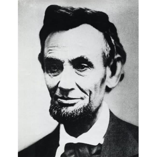 Superstock SAL25550161LARGE Abraham Lincoln, 1809-1865 16th President of The United States Poster Print, 24 x 36 - Large - image 1 of 1