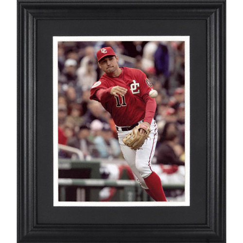 MLB - Ryan Zimmerman Washington Nationals Framed Unsigned 8x10 Photograph