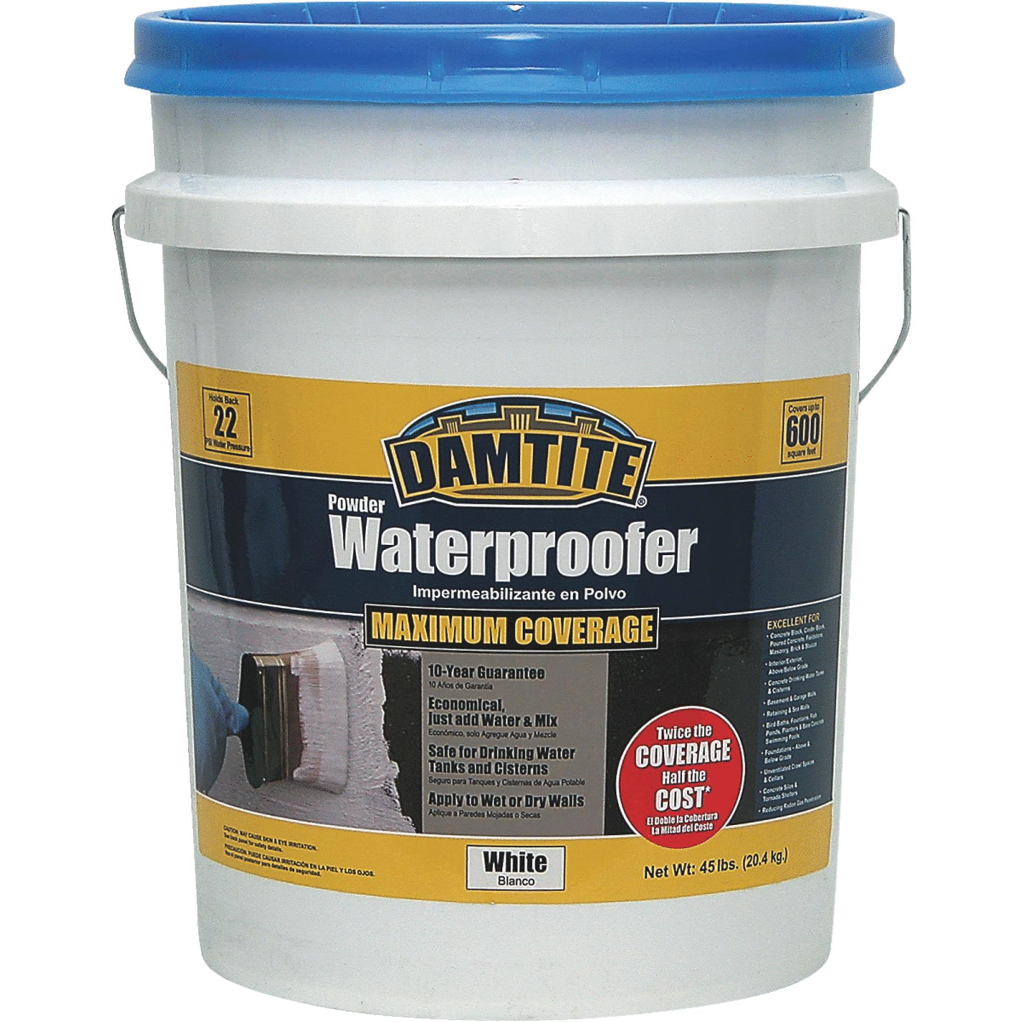 DAMTITE Powder Masonry Waterproofer by Damtite Waterproofing