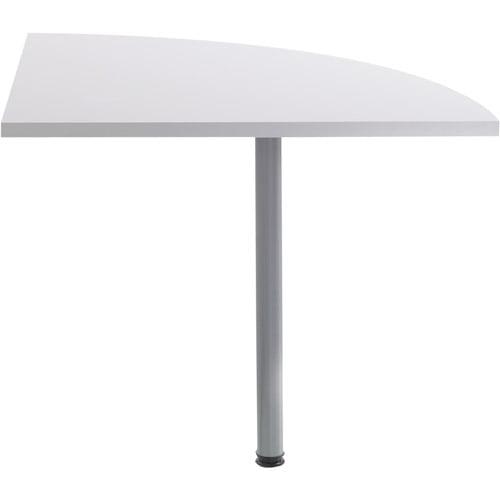 Tvilum Cullen Corner Desk, Walnut (box 2 of 2)