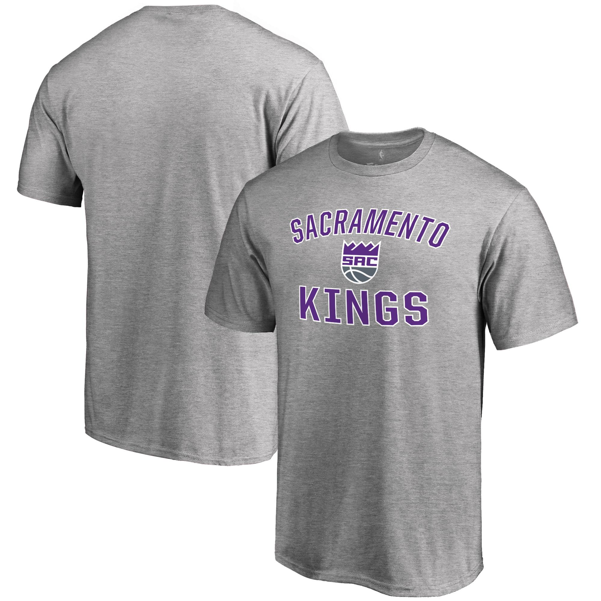 Sacramento Kings Victory Arch T-Shirt - Ash