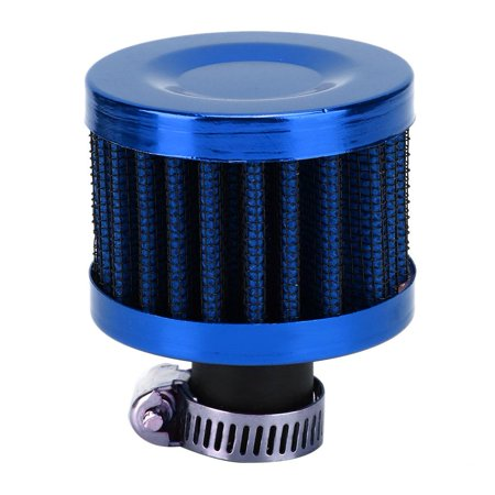 Mgaxyff 25mm/1in Mini Air Intake Filter Vent Crankcase Breather Universal Car Accessory, Air Cleaner, Air Intake Filter Air Intake Accessory