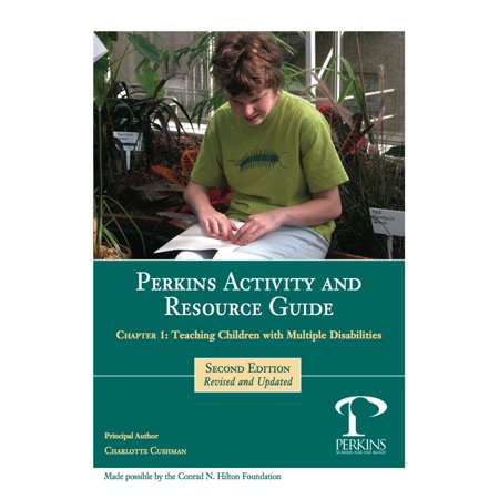 Perkins Activity and Resource Guide Chapter 1 -Teaching Children With Multiple Disabilities: An Overview - eBook - History Of Halloween Teaching Resources