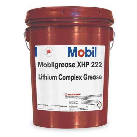 MOBIL 105842 Multipurpose Grease, XHP 222, 35.2 Lbs