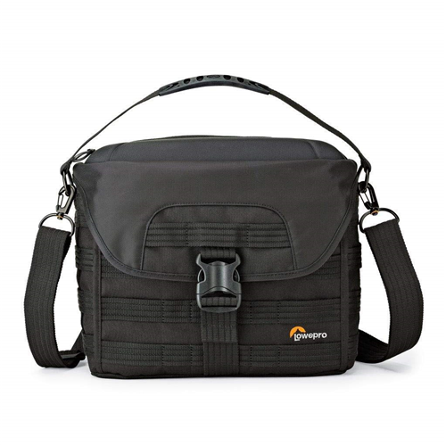 Lowepro Pro Tactic SH 180 AW Shoulder Camera Bag for Mirrorless or DSLR Kit LP36922-PWW by Lowepro