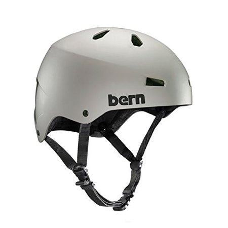 Eps Summer Bicycle Helmet (2017 Macon EPS Summer Matte Sand - Large By Bern)