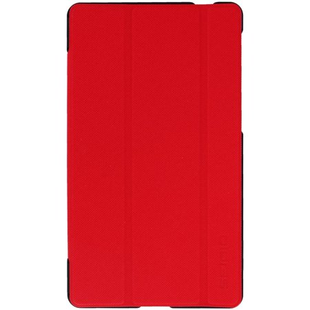 Seidio LEDGER Folio Case for LG Google Nexus 7 (2013) - Red (Refurbished)