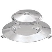 Magma 10-665 2-Piece Radiating Plate and Dome for A10-007, A10-008, A10-017, A10-018, A10-027, A10-037 and A10-207 Grills